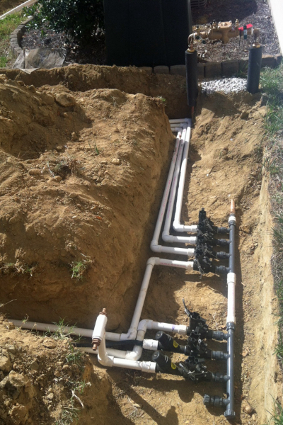 Landscaping With Quality Irrigation Outdoor Contracting