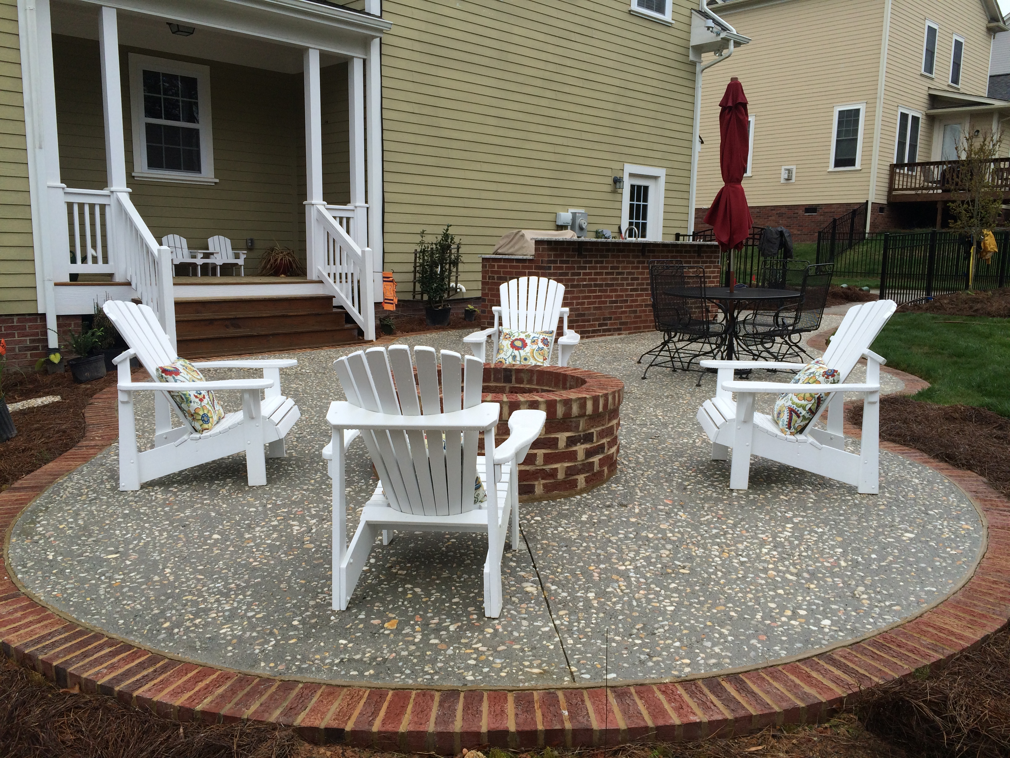 Outdoor Kitchens And Fireplaces Outdoor Contracting Inc